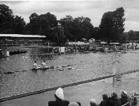 Henley Double Sculls Final 1947