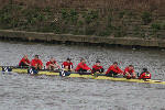 Occoquan/TSS/Kingston/Quintin composite approach the finish