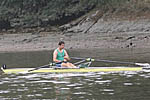 Mike Ewing - 2013 Club Sculling Champion