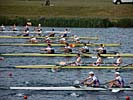 Elite coxless fours final