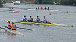 IM3 coxed four marshalling