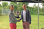 Hilda Mitchell Cup returns to Quintin