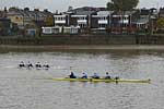 Men's Masters F coxless four