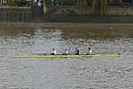 Men's Masters G coxless four