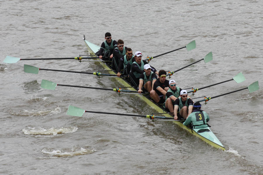 Goldie (CUBC) - fastest men and Elite winners