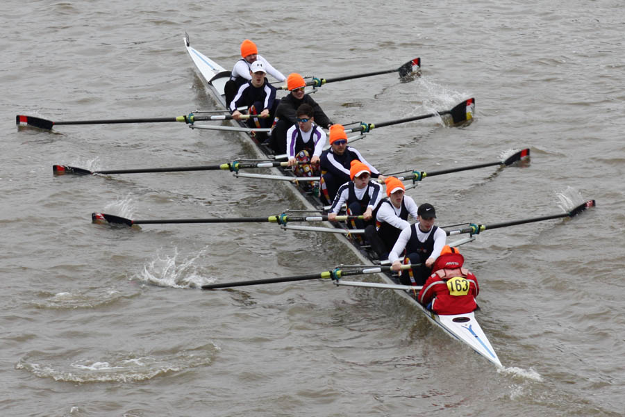 King's College London - Novice winners