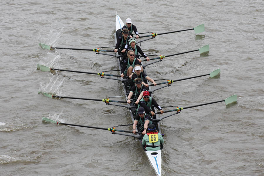 CUWBC - Women's Senior winners
